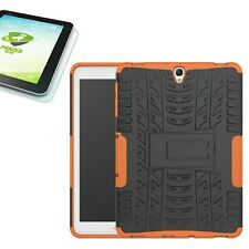 Hybride Plein air étui Orange pour Samsung Galaxy Tab S3 9.7 T820 + 0,4
