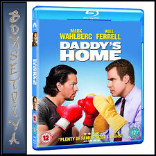 DADDY'S HOME - Will Ferrell & Mark Wahlberg  *BRAND NEW BLURAY **