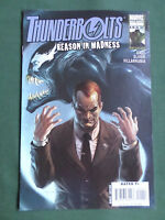 THUNDERBOLTS - REASON IN MADNESS  -  MARVEL COMIC - JULY 2008   -  #1