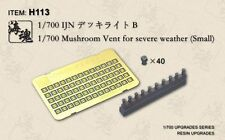 OceanSprite H113 1/700 Mushroom Vent for severe weather (Small)