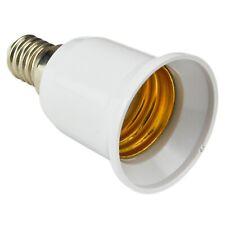 (10 PCs) E14 to E26/E27 Light Socket Bulb Base Adapter LED-Light Bulb Converter
