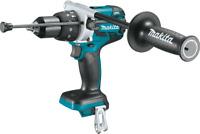 "Makita XPH07Z 18V LXT® Lithium‑Ion Brushless Cordless 1/2"" Hammer Driver‑Drill,"