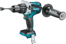 "Makita XPH07Z 18V LXT® Lithium‑Ion Brushless Cordless 1/2"" Hammer Driver‑Drill,"