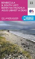 Benbecula & South Uist by Ordnance Survey 9780319261200 | Brand New