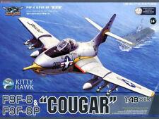 """Kitty Hawk KH80127 1/48 F9F-8 & F9F-8P """"Cougar"""""""