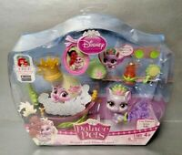 New Disney Princess Palace Pets - Beauty and Bliss Playset (Tiana's Kitty, Lily)