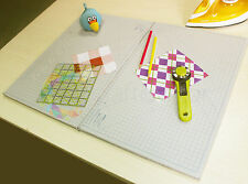 2-in-1 Cutting Mat Ironing Board Sewing Quilting Patchwork Cut Press Portable