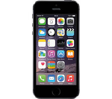 New in Box Apple iPhone 5s 16GB Grey Factory GSM Unlocked for ATT T-Mobile