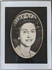 Jamie Reid GSTQ (God Save The queen) LTD EDT photograph nod:106/113, 30cmX40cm.