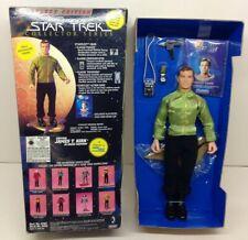 More details for star trek starfleet edition capt. james t kirk collector series - playmates mib