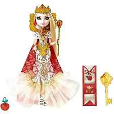 Apple White Doll Mattel Ever After High Royally Mermaid Gown Golden Print Layer