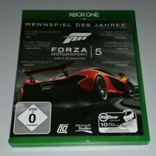 ** Forza Motorsport 5 -- Game of the Year Edition (Xbox One)