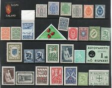 Finland collection 1889-  Collection of 30.MNH.Very Fine