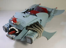 SILVERHAWKS MONSTAR'S GREY AIRCRAFT CUSTOM MADE FITS SILVERHAWK FIGURES A