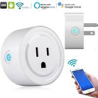 Smart WiFi Power Socket US Plug Switch For Amazon Alexa/Google Home App Control