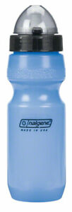 Nalgene All Terrain Water Bottle: 22oz, Blue with Black Cap