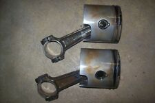 Evinrude Johnson OMC Rods and Pistons 327212 435546 40 48 50 Outboard Boat Motor