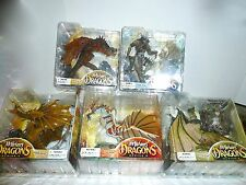 McFarlanes Dragons Series 3 Set