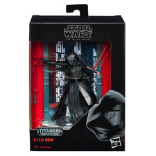 Star Wars The Black Series Titanium Kylo Ren Action Figure - NEW