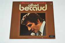 GILBERT BECAUD A Little Love And Understanding LP 1975 NEW SEALED London PS663