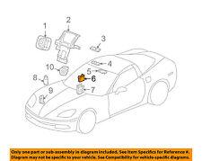 Chevrolet GM OEM 05-13 Corvette Anti-Theft-Ignition Immobilizer Module 15915003