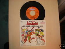 "Calendar/Kirshner The Archies ""BANG-SHANG-A-LANG"" 45rpm"