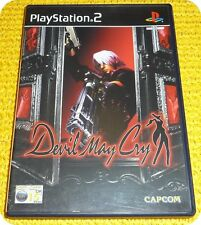 Devil May Cry videogioco Capcom PS2 <=