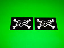 FOX RACING MOTOCROSS QUAD ATV WAKEBOARD SNOWBOARD BMX VICTORY STICKERS DECALS