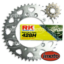 YAMAHA RD125 RS125 RX125 RK HEAVY DUTY CHAIN AND SPROCKET KIT 15/45