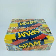 8 Spam Cans 12 oz Each Exp. Feb 2023 25% less Sodium Than Spam Classic! Fresh!