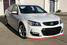 Holden VE SS SSV SV6 Commodore Bumper Lip Side Skirt - red black or blue