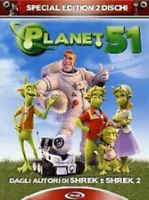 Dvd PLANET 51 - (2009) *** Special Edition 2 Dvd ***.....NUOVO
