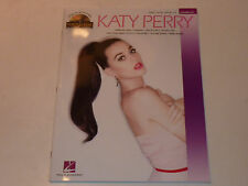 katy PERRY piano CD hal leonard VOCAL guitar PARTITION sheet music SONGBOOK
