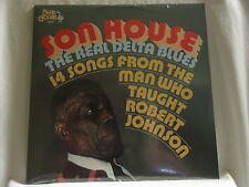 SON HOUSE Real Delta Blues 14 Songs From Man Who Taught Robert Johnson SEALED LP
