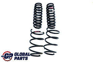 BMW 3 Series E90 Front Rear Left Right N/O/S Eibach Suspension Lowering Springs