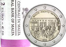 """ROULEAU  ROLL - 25 x 2 € MALTA  MALTE 2012 - """"Majority Representation 1887"""""""