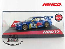"NINCO 50350 BMW M3 GTR ""RED BULL"" #163 - SLOT SCALEXTRIC - NUEVO"