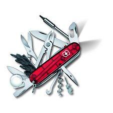 1.7925.T VICTORINOX SWISS ARMY POCKET KNIFE LED CYBERTOOL LITE 53969 BRAND NEW !