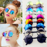 Retro Round Plastic Women Fashion Glasses Frame Lens Sunglasses Eyewear Glasses