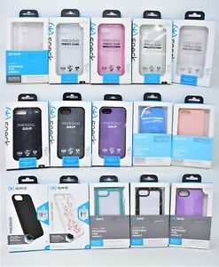Speck Presidio Grip/V-Grip/Print/CandyShell/GemShell Case for iPhone 8/7 SE 2020
