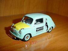 SEAT 600 FIAT COMMERCIAL CEREBRINO MANDRI 1:43 1958