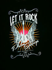 PALM SPRINGS INDIE ROCK INDIO CALIFORNIA USA 1987 TOUR T-Shirt XS COACHELLA CA