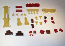 FS E333 dettagli aggiuntivi in resina HO.