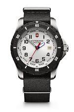 Victorinox Swiss Army Men's Maverick Sport 241676  Black Nylon  Quartz Watch