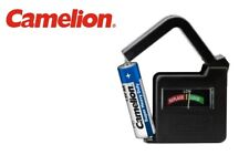New Camelion BT-0507 battery tester ( for AA, 2A, AAA, 3A, 9V, C, D )