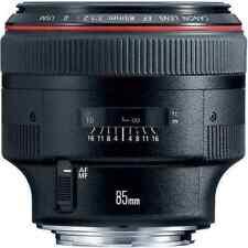 Canon EF 85mm f/1.2 II L Lens