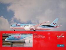 Herpa Wings 1:500  Boeing 787-8  TUI Belgium OO-JDL 530163  Modellairport500