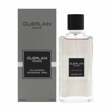 Guerlain Homme 3.3 3.4 Oz / 100ml Eau de Parfum EDP Spray For Men