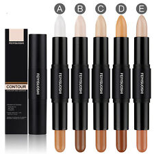 3D Face 2 in1 Double-ended Contour Stick Contouring Highlighter & Bronzer Sale