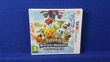 3DS POKEMON Mystery Dungeon Gates to Infinity PAL UK REGION FREE